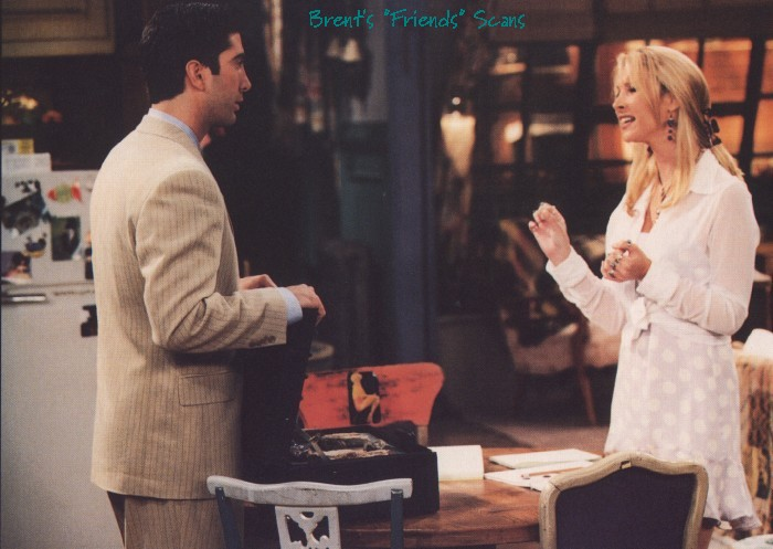 did phoebe and ross hook up I have to ask, why didn't phoebe and joey ever hook up leblanc: towards the end we actually pitched the idea that joey and phoebe had been having casual sex the entire time we'd go back and.